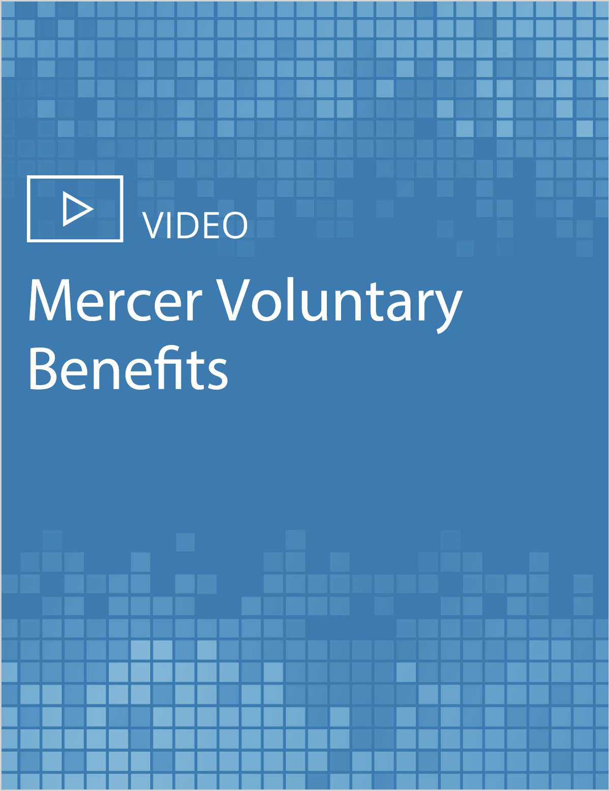 Mercer Voluntary Benefits