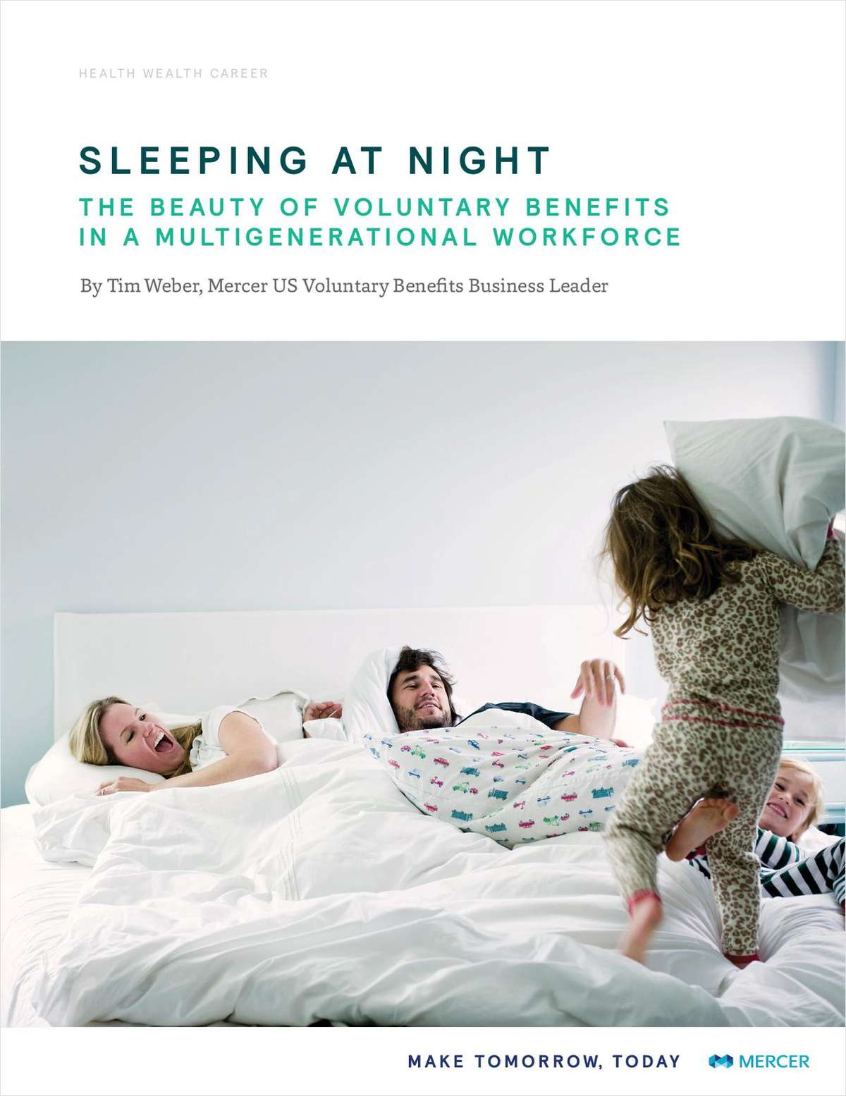 Sleeping at Night: The Beauty of Voluntary Benefits in a Multi-Generational Workplace