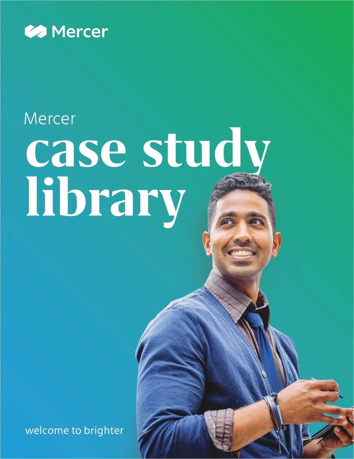 Mercer Case Study Library
