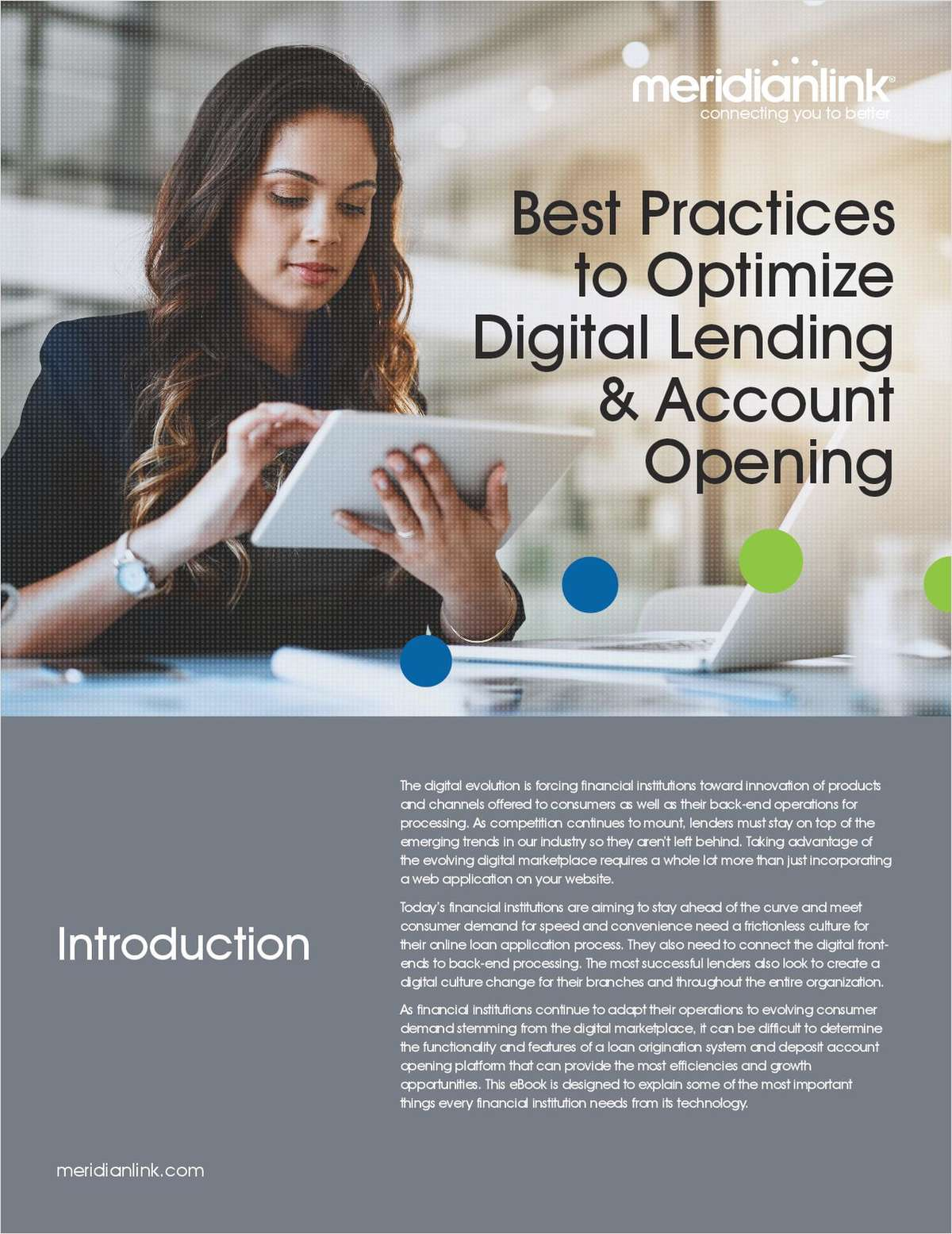 Best Practices to Optimize Digital Lending & Account Opening