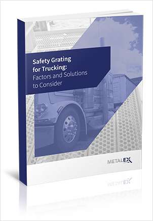 Safety Grating for Trucking: Factors and Solutions to Consider