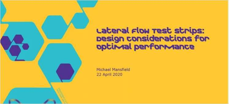 Lateral Flow Test Strips: Design Considerations for Optimal Performance