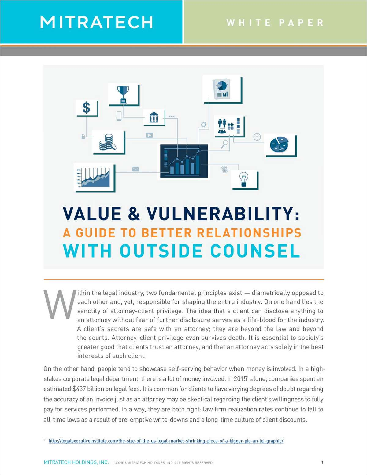 Value & Vulnerability: A Guide to Better Relationships with Outside Counsel