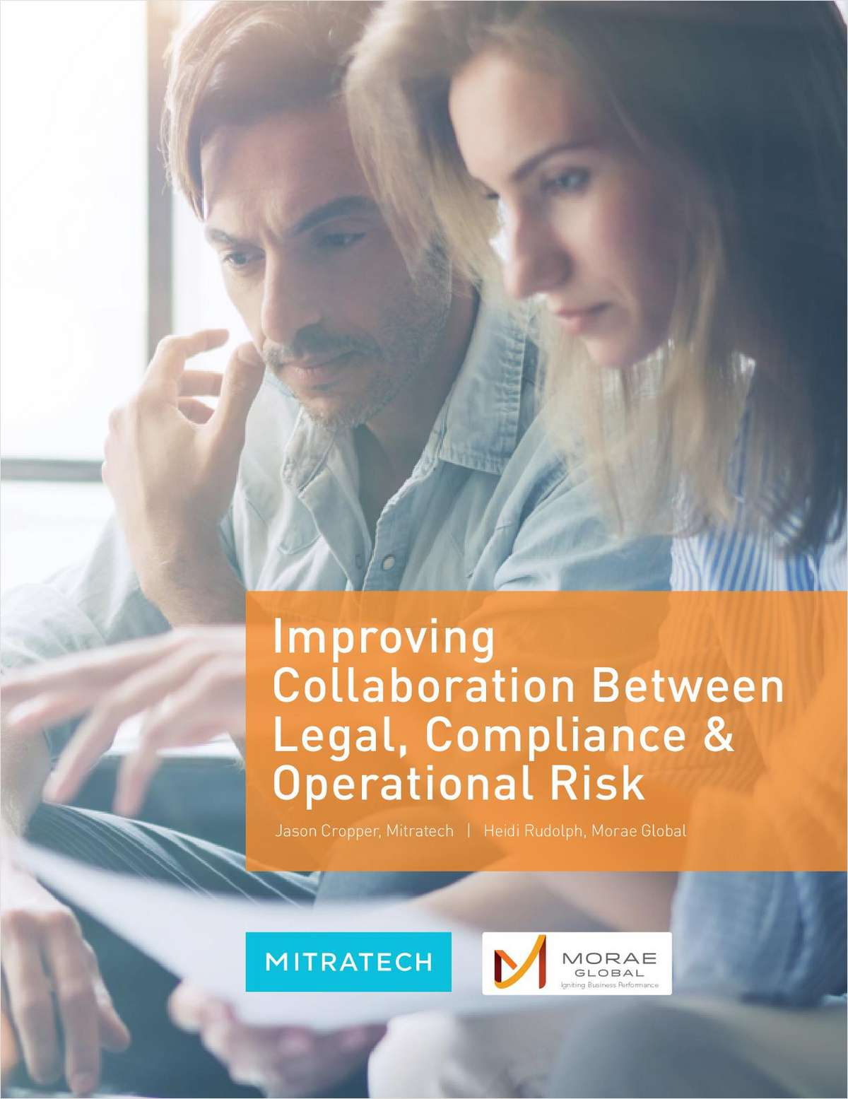 Improving Collaboration Between Legal, Compliance & Operational Risk