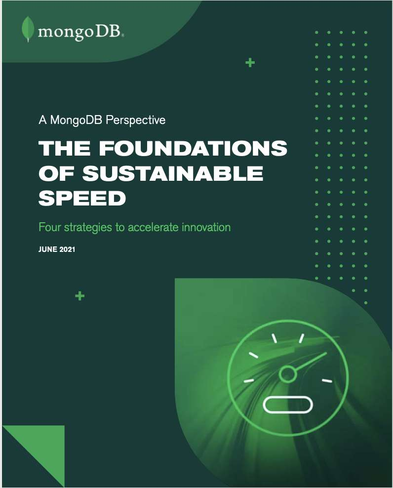 The Foundations of Sustainable Speed: Four Strategies to Accelerate Innovation