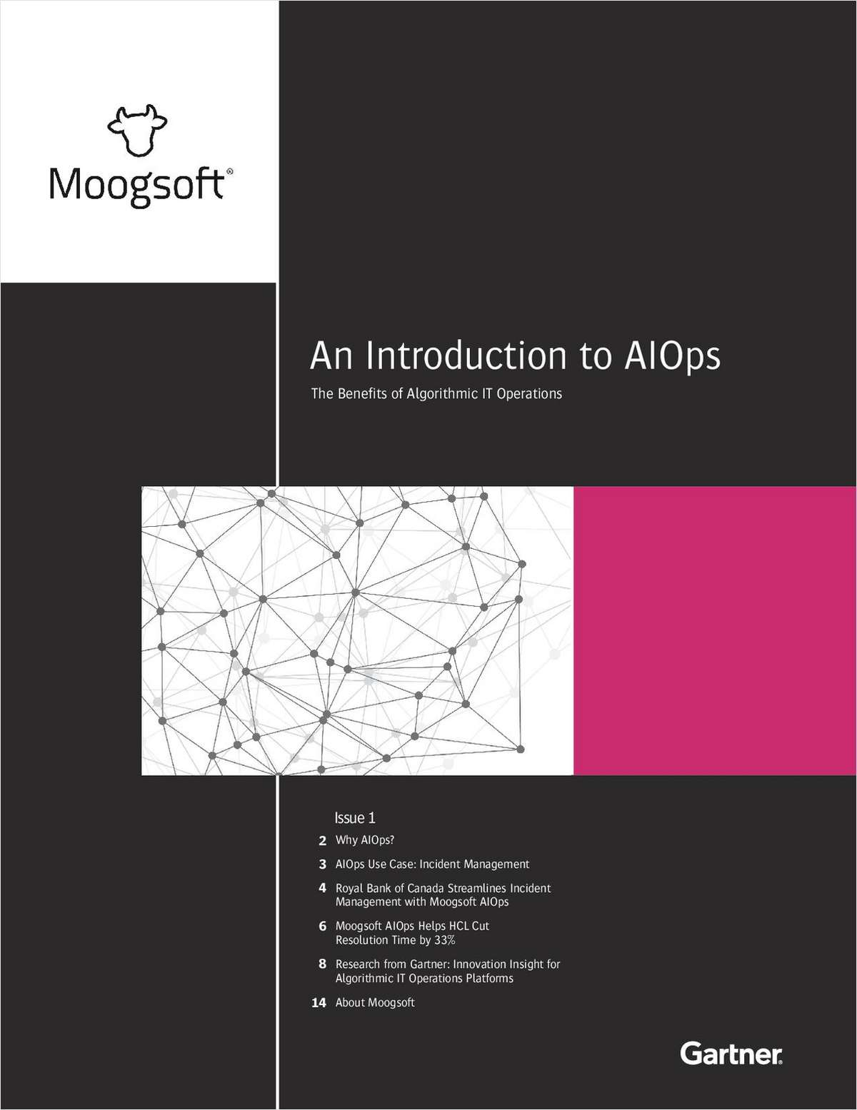 An Introduction to AIOps: The Benefits of Algorithmic IT Operations, feat. Gartner Research
