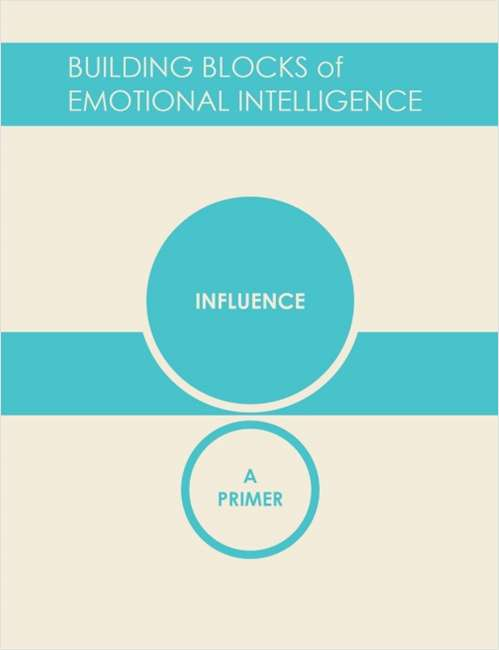 Building Blocks of Emotional Intelligence - Influence