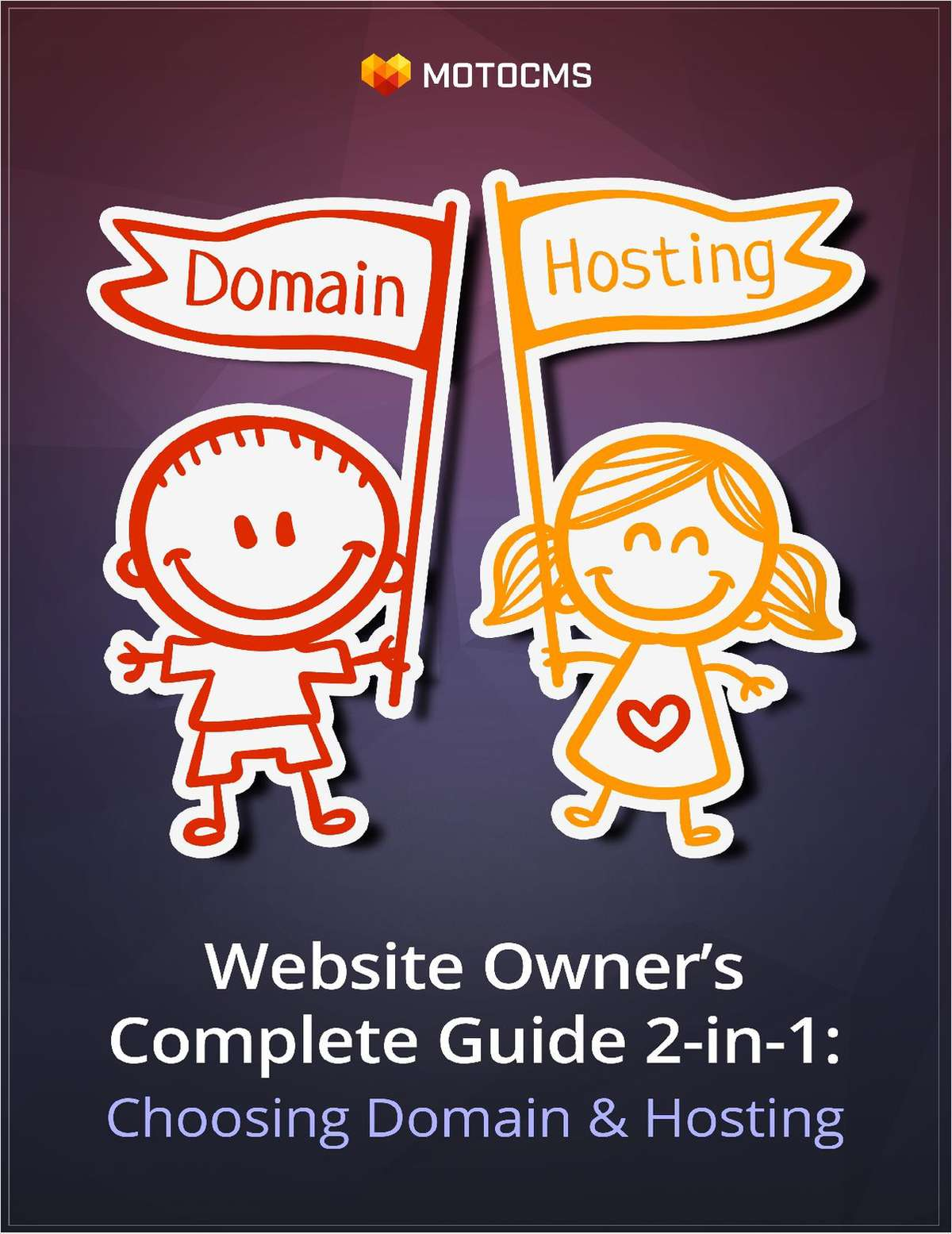 Website Owner's Complete Guide 2-in-1: Choosing Domain & Hosting