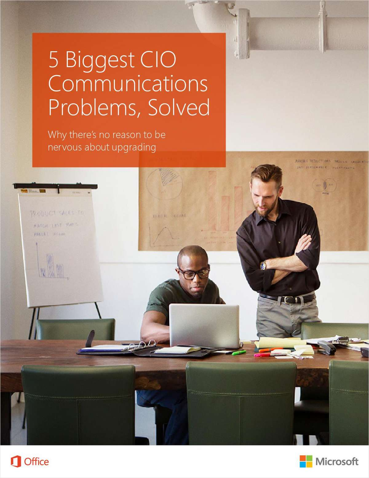 How CIOs Can Solve Their 5 Biggest Communications Problems