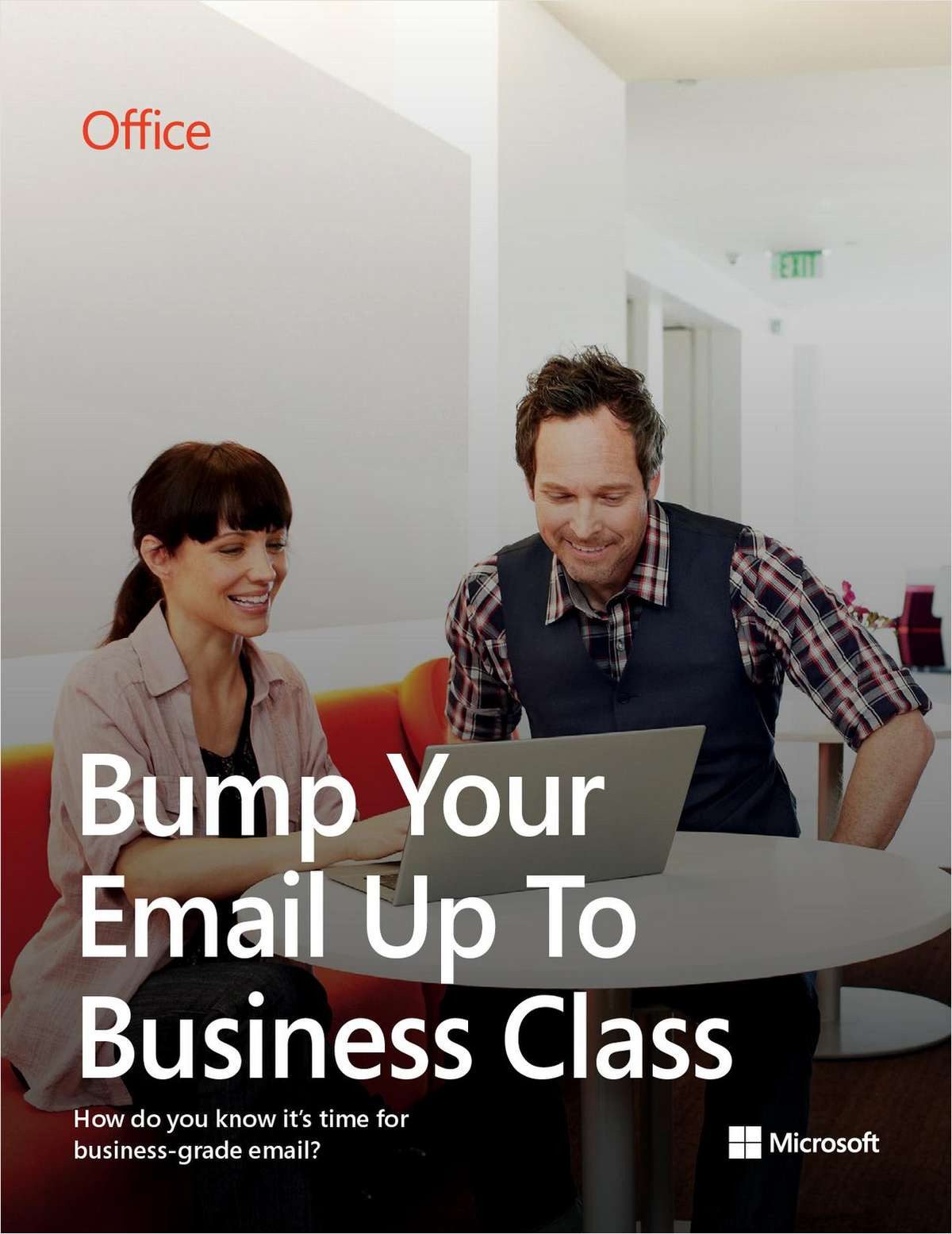 Bump Your E-Mail to Business Class