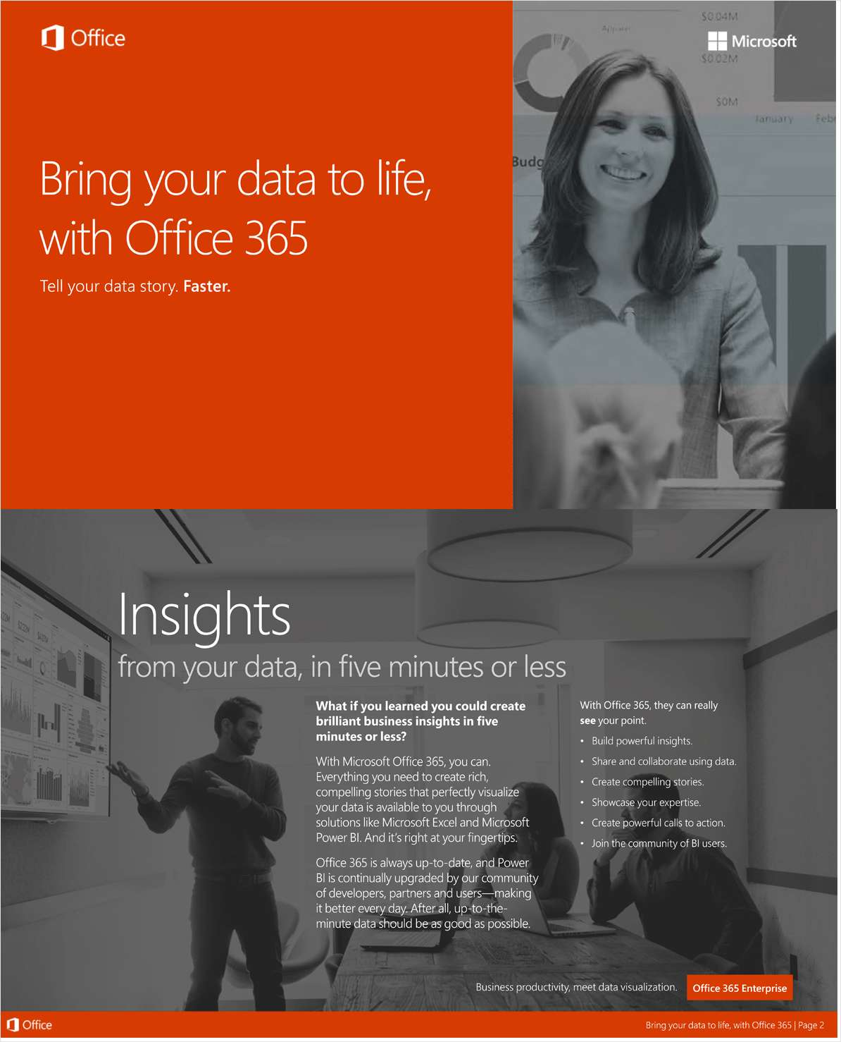 Bring Your Data to Life