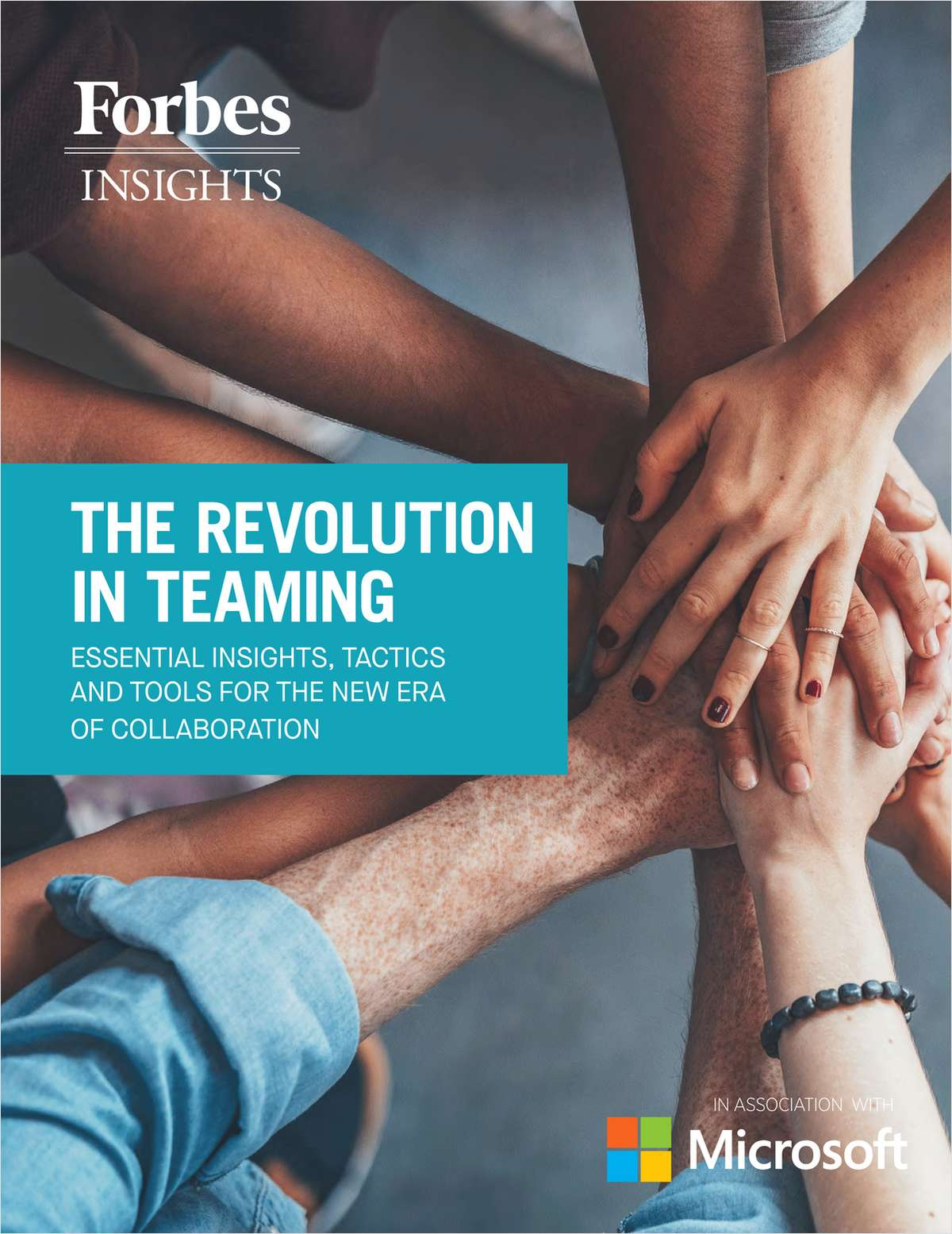 Forbes Report: Revolution in Teaming