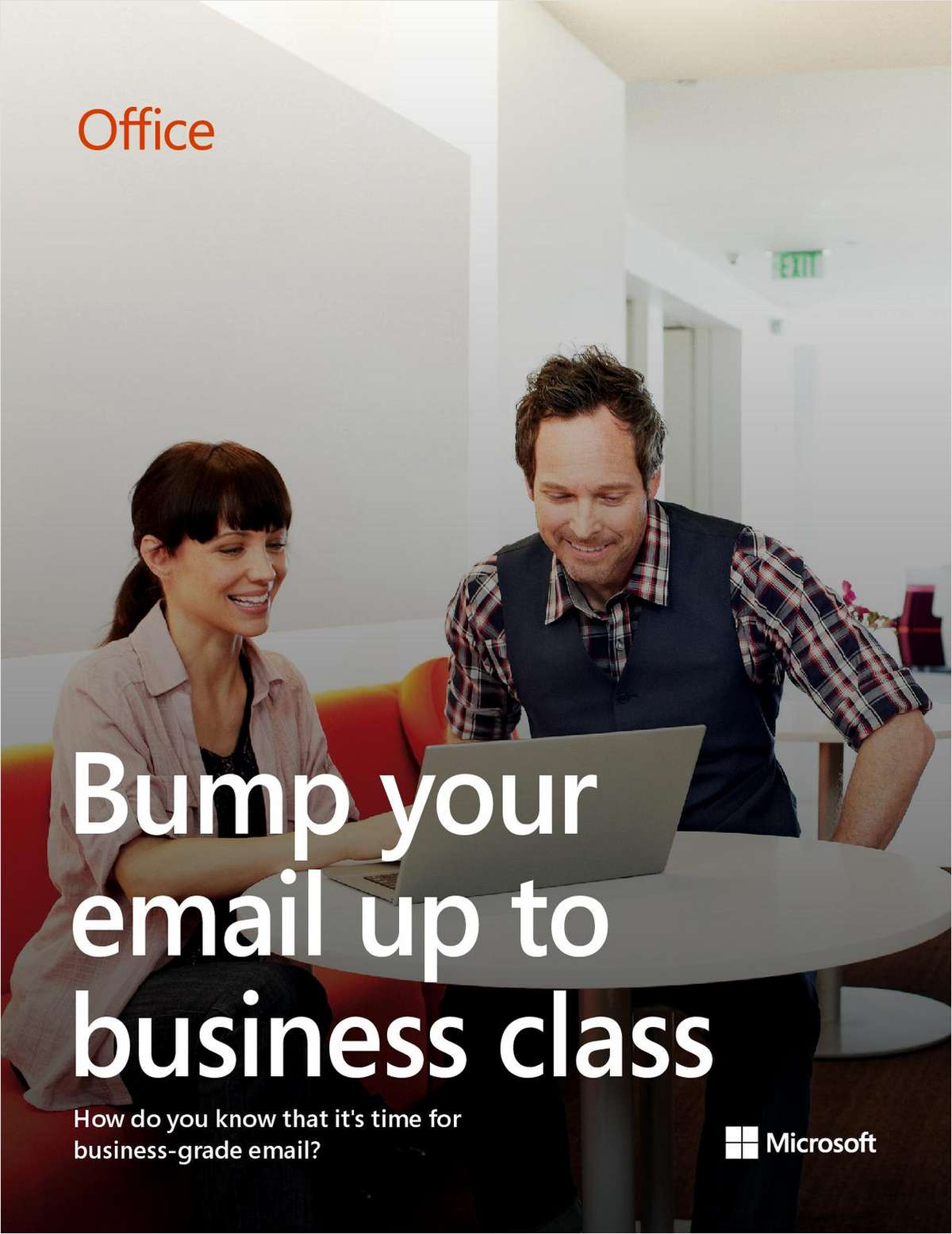 Bump Your Email to Business Class