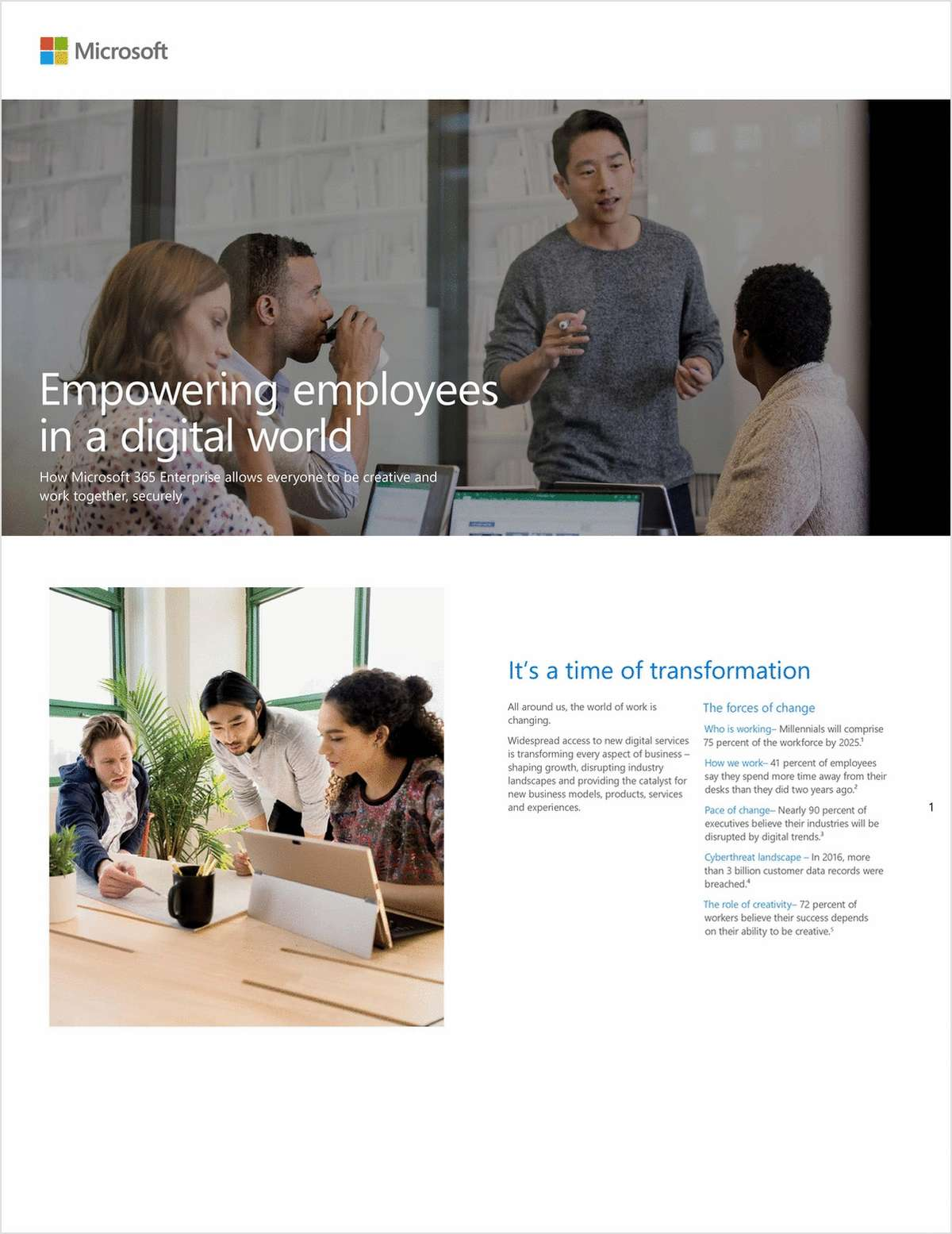 Empower Your Employees in a Digital World