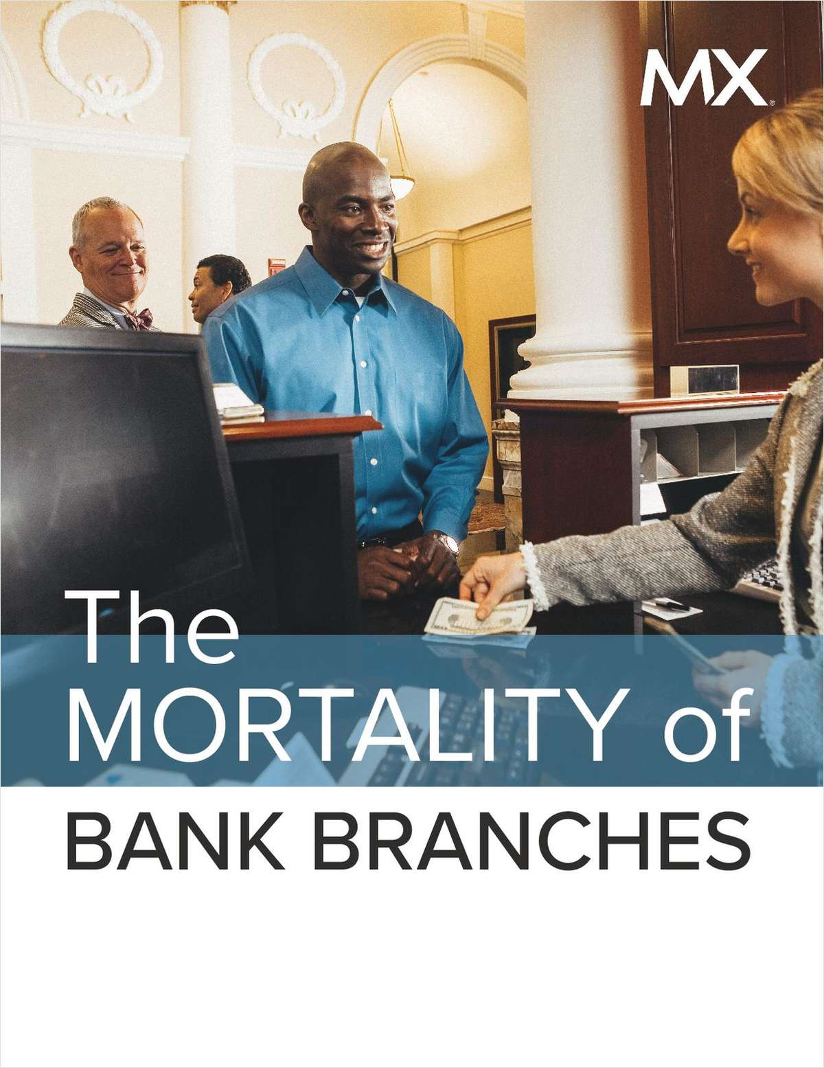 The Mortality of Bank Branches