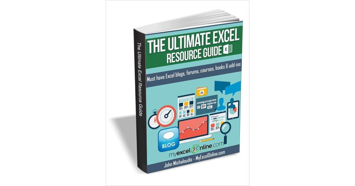 The Ultimate Excel Resource Guide