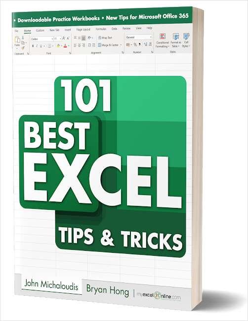 101 Best Excel Tips & Tricks