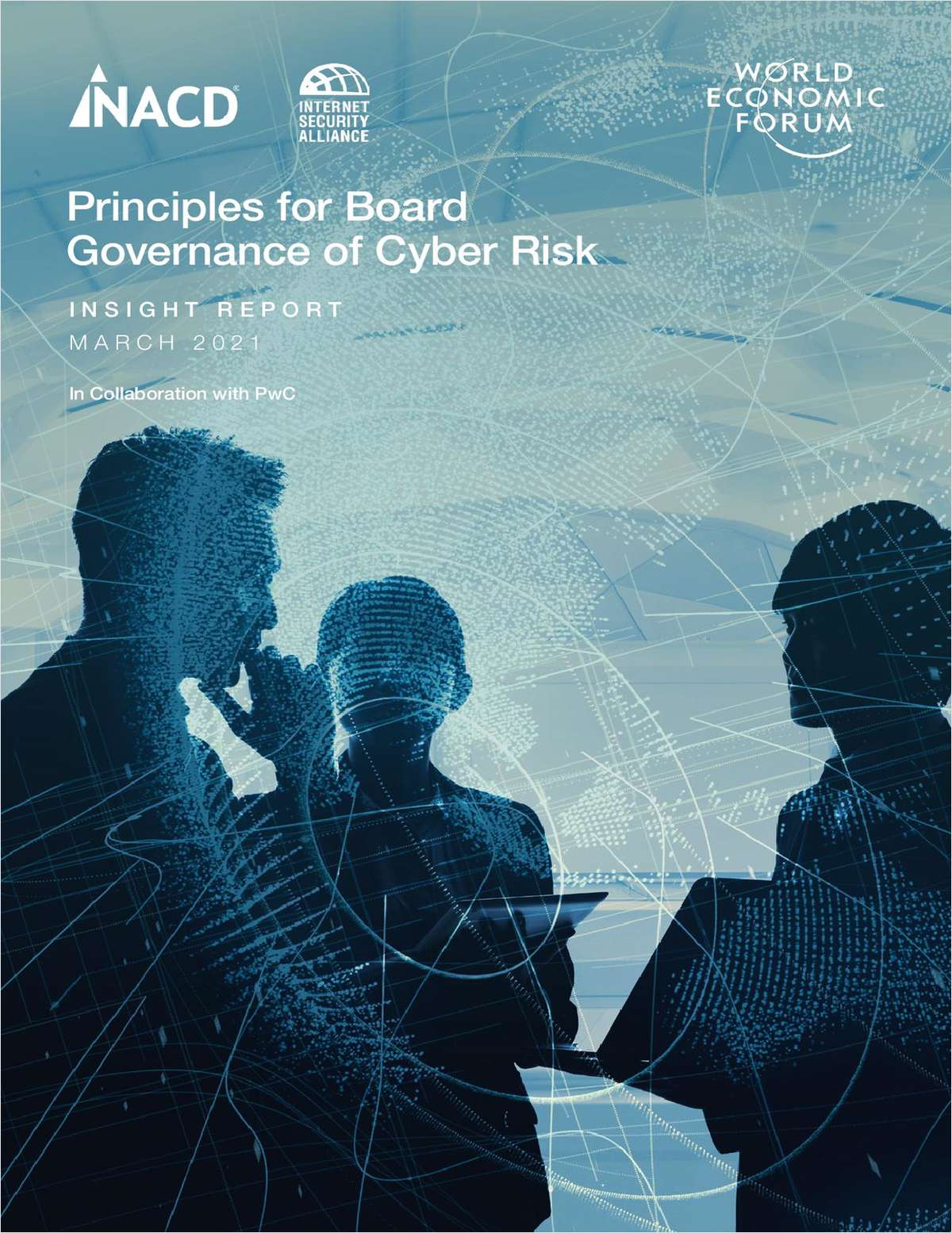 2021 Report: 6 Principles for Board Governance of Cyber Risk