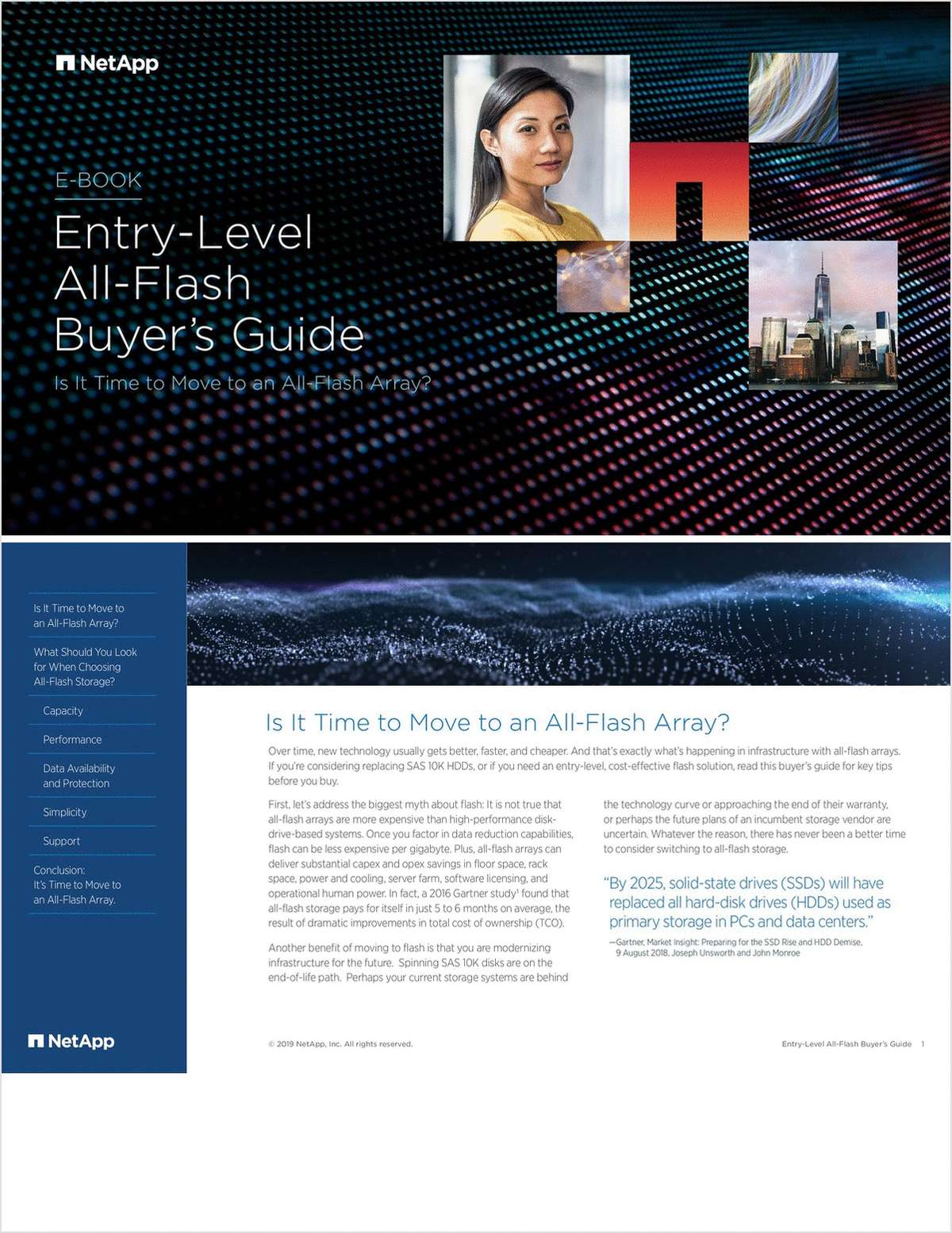 Buyers Guide: Is It Time to Move to an All-Flash Array?
