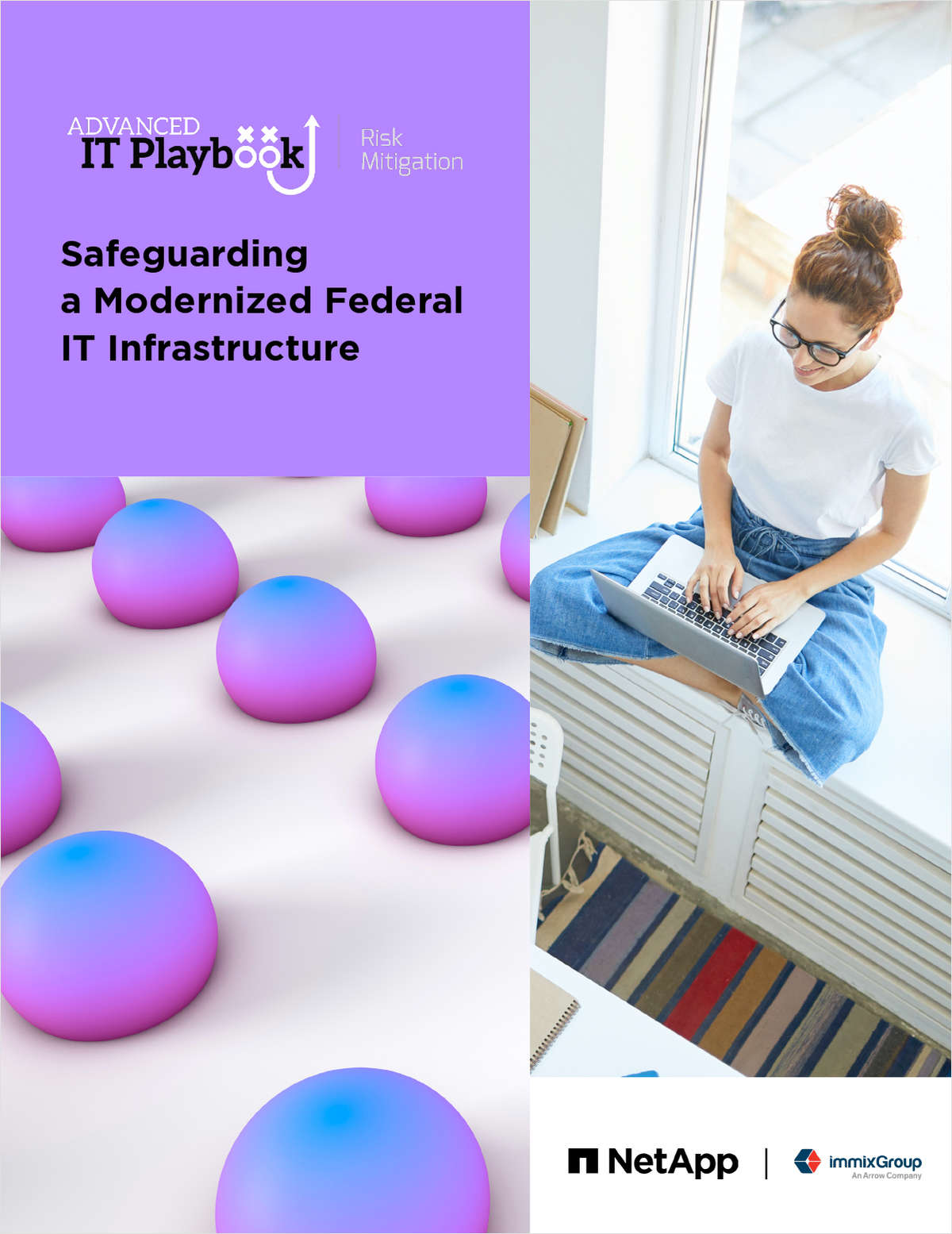 Advanced IT Playbook | Risk Mitigation | Safeguarding a Modernized Federal IT Infrastructure