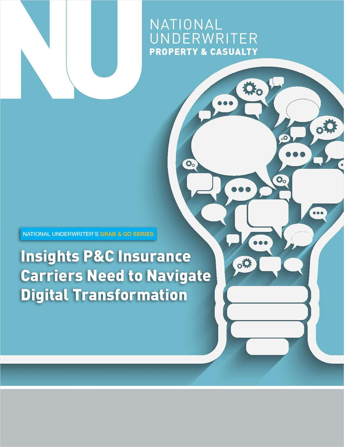 Insights P&C Insurance Carriers Need to Navigate Digital Transformation
