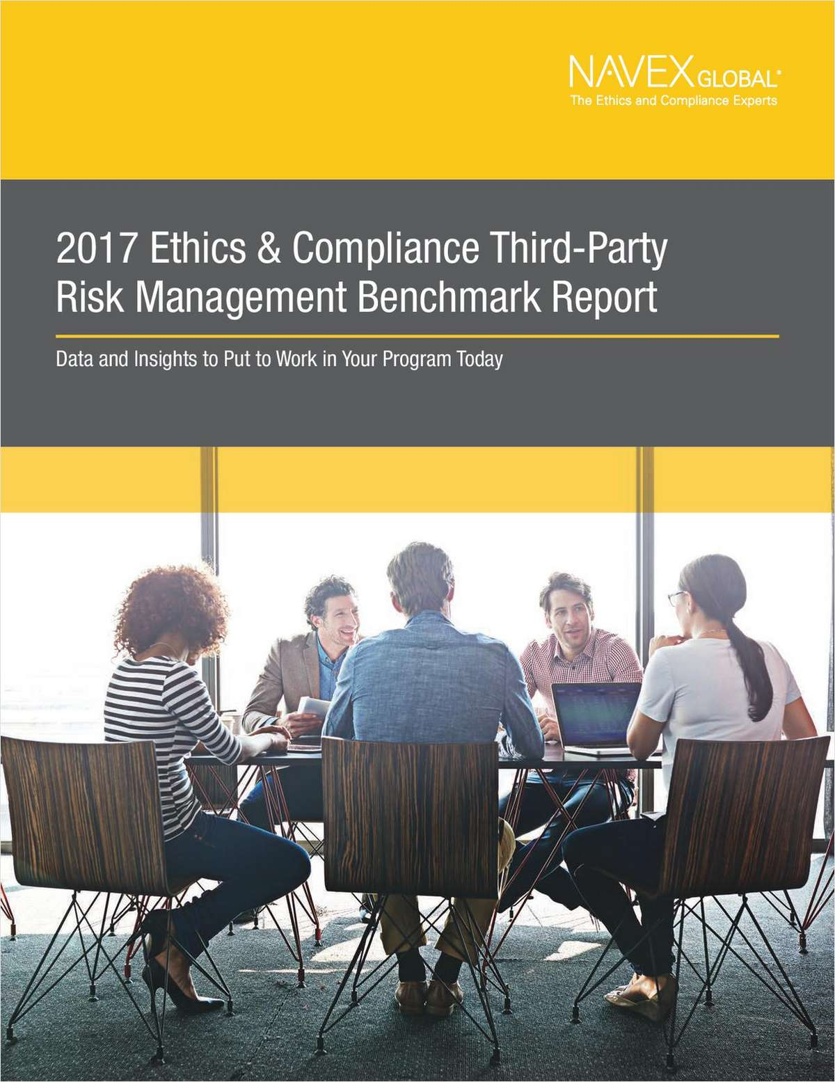 2017 Ethics & Compliance Third-Party Risk Management Benchmark Report