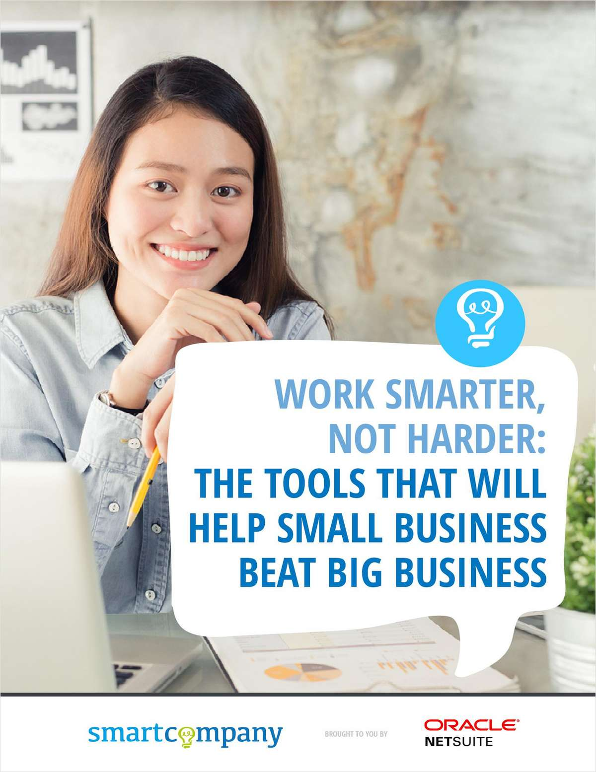 Work Smarter, Not Harder: The Tools that Will Help Small Business Beat Big Business