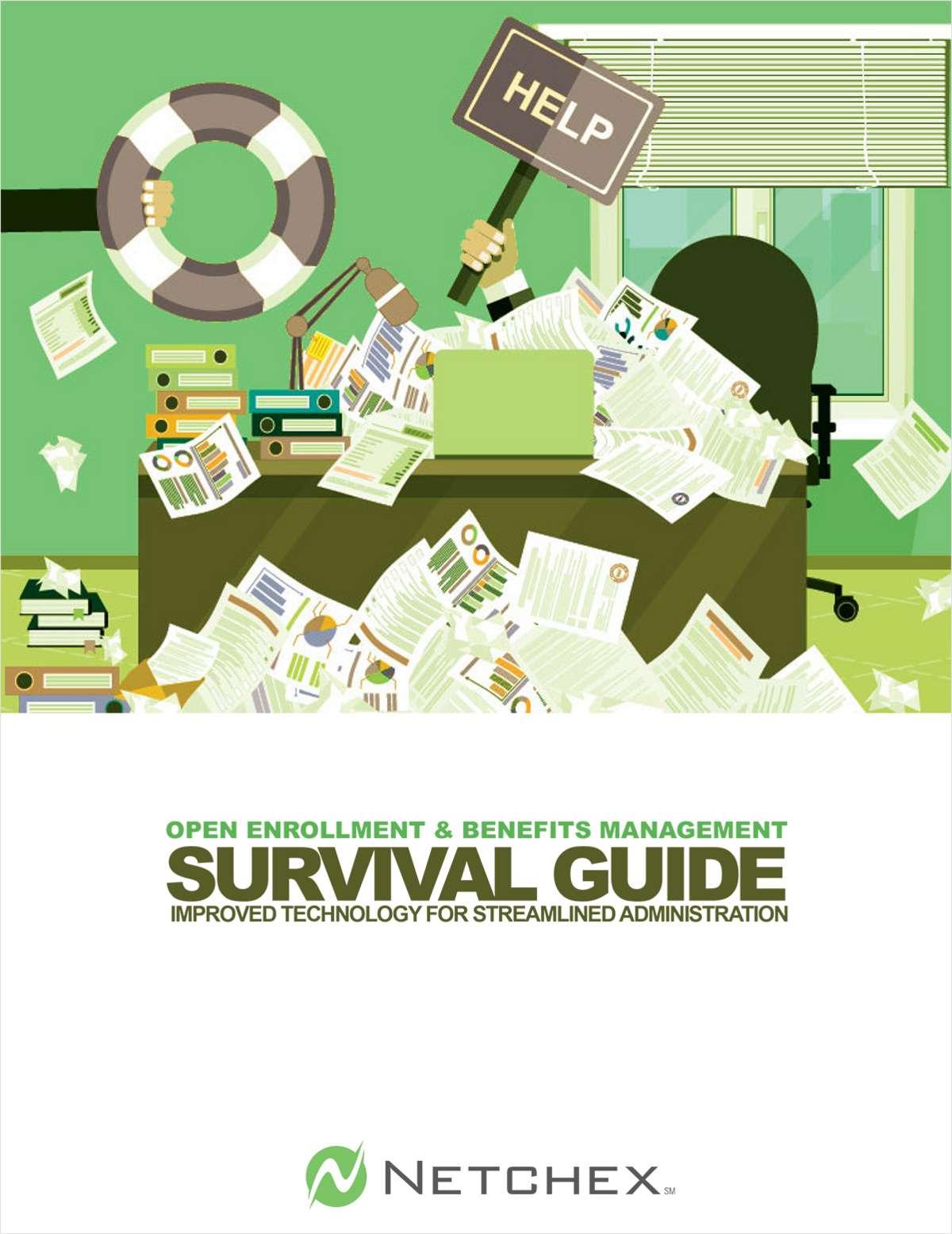 Open Enrollment & Benefits Management Survival Guide