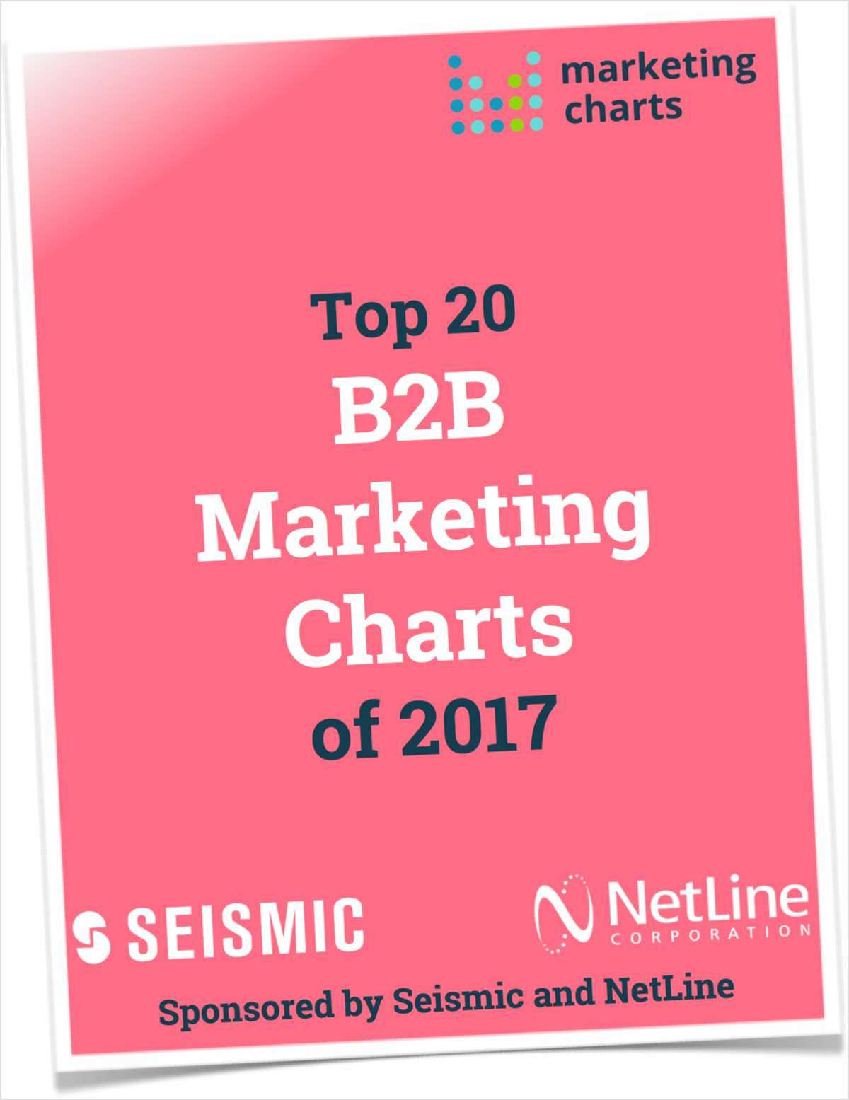 Top 20 B2B Marketing Charts of 2017