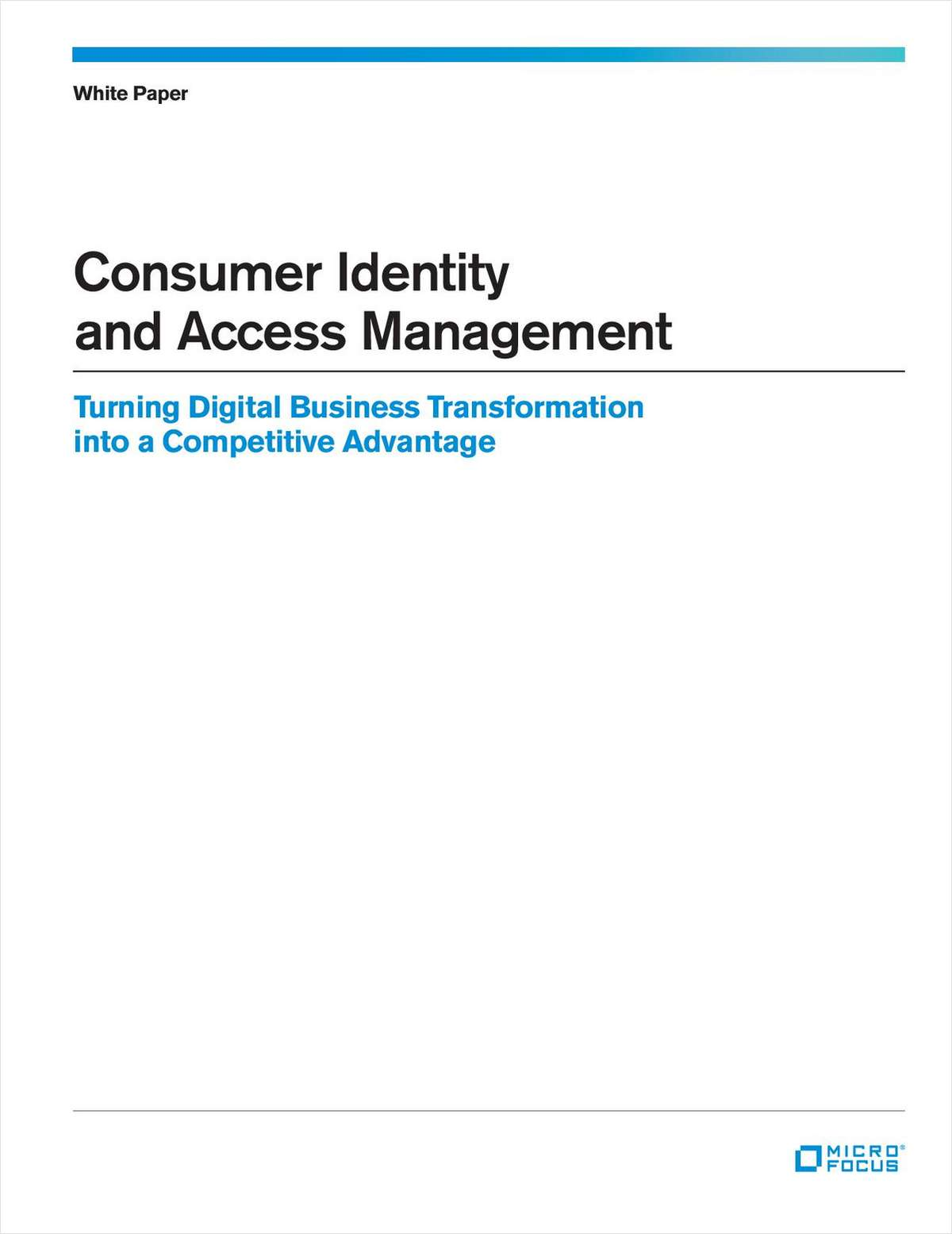 identity management white paper Manage identity across the enterprise by using usher to tie identity to specific  the challenges of identity and access management  white paper enterprise.