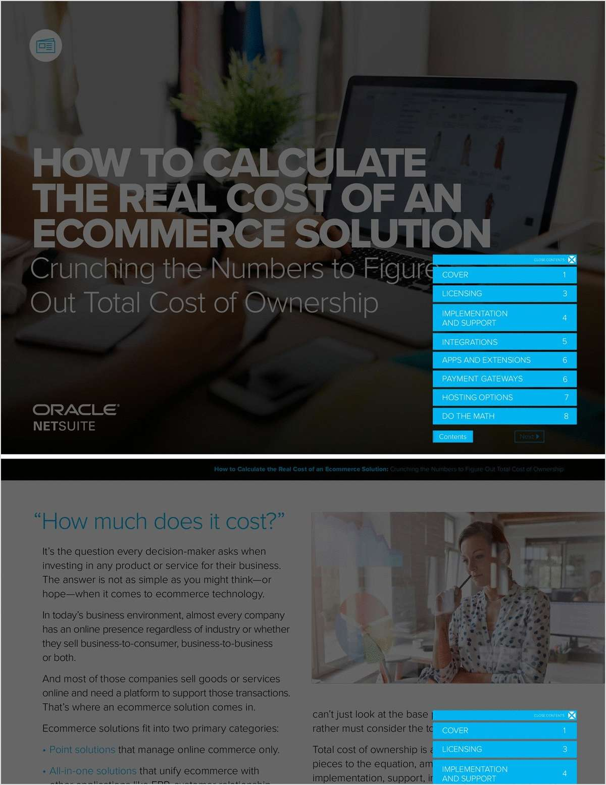 How To Calculate the Real Cost of an eCommerce Solution