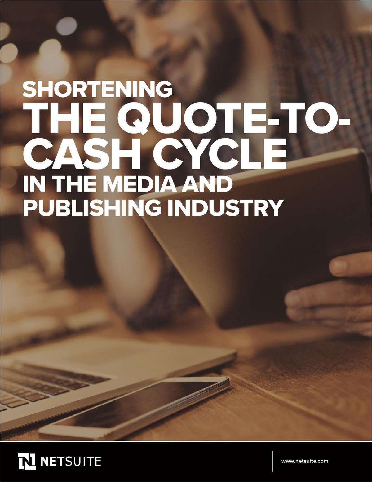 Shortening the Quote-to-Cash Cycle in the Media and Publishing Industry