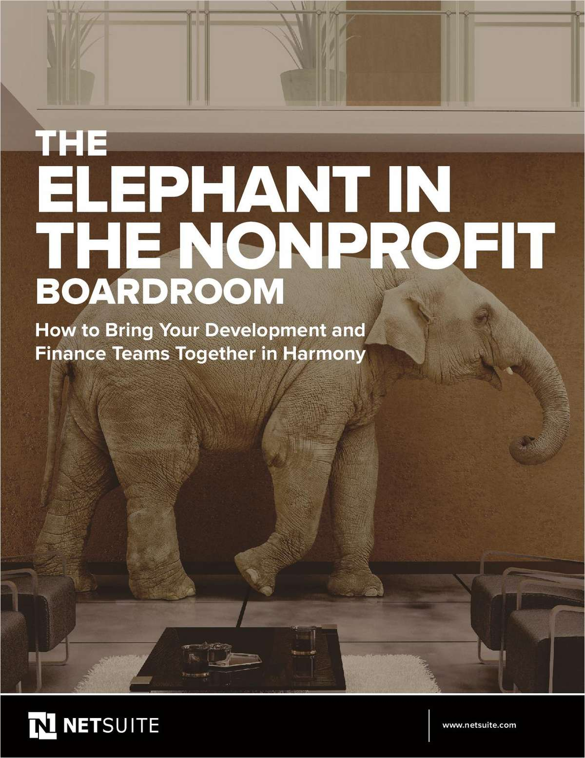 The Elephant in the Nonprofit Boardroom