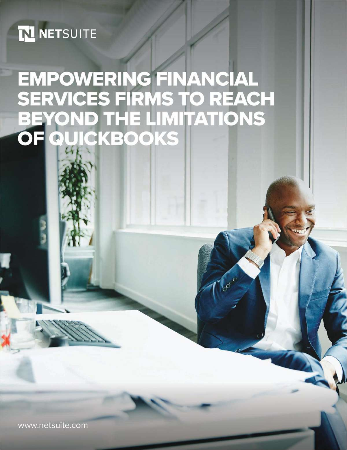 Empowering Financial Services Firms to Reach Beyond the Limitations of QuickBooks