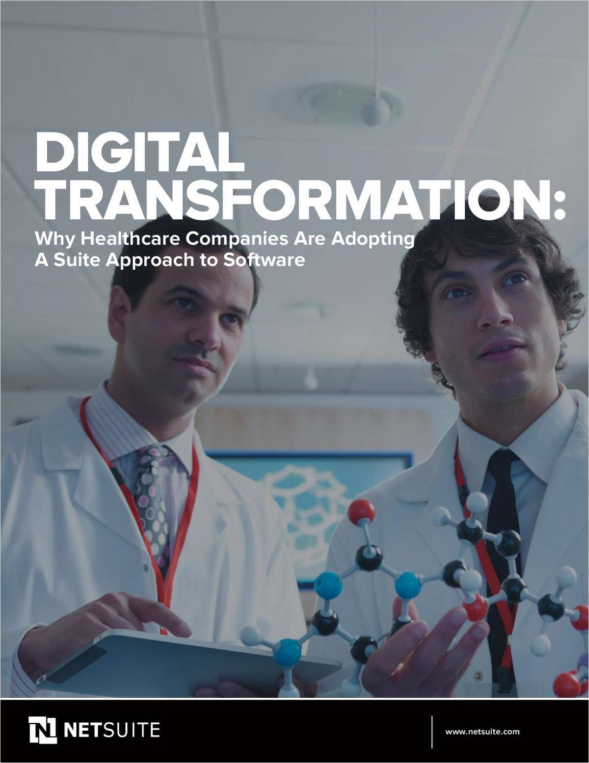 Digital Transformation: Why Healthcare Companies Are Adopting A Suite Approach to Software