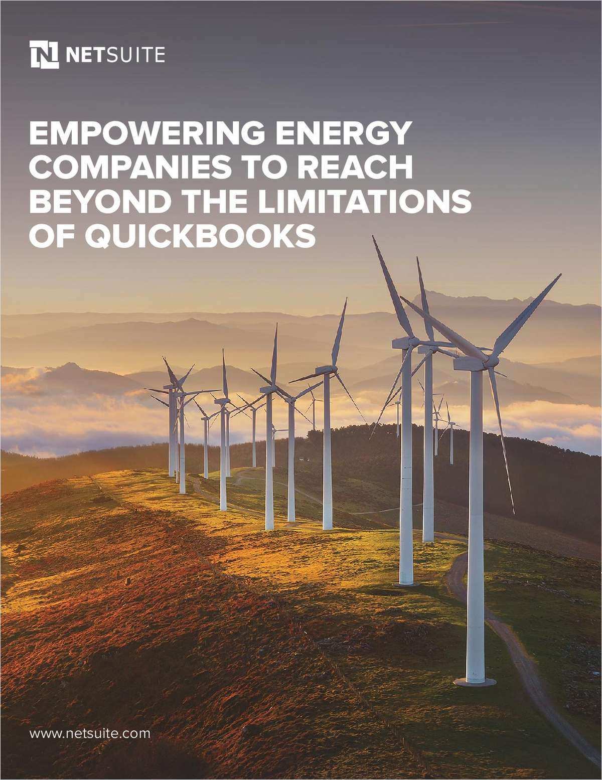 Empowering Energy Companies to Reach Beyond the Limitations of QuickBooks