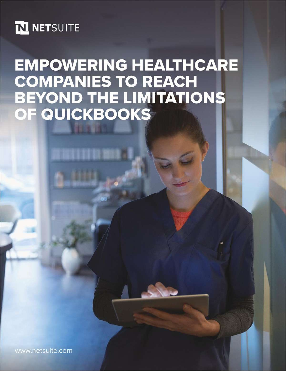 Empowering Healthcare Companies to Reach Beyond the Limitations of QuickBooks