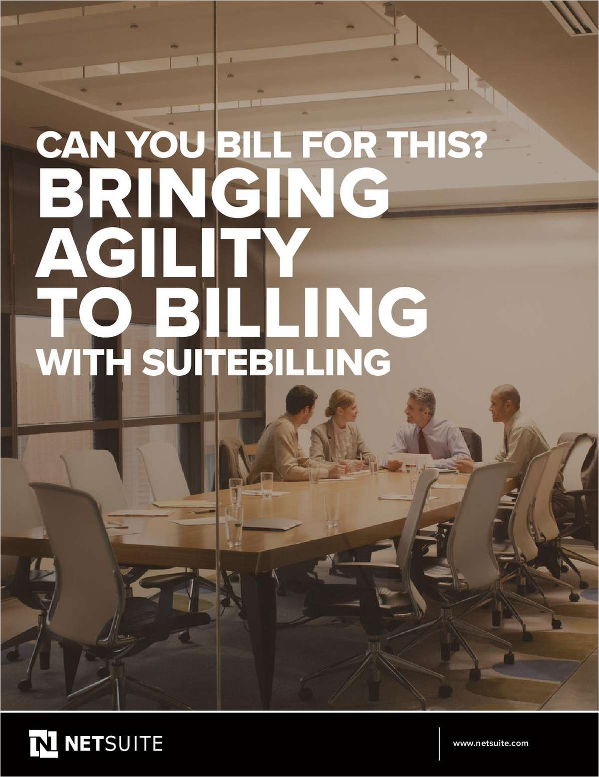 Bringing Agility to Billing with SuiteBilling