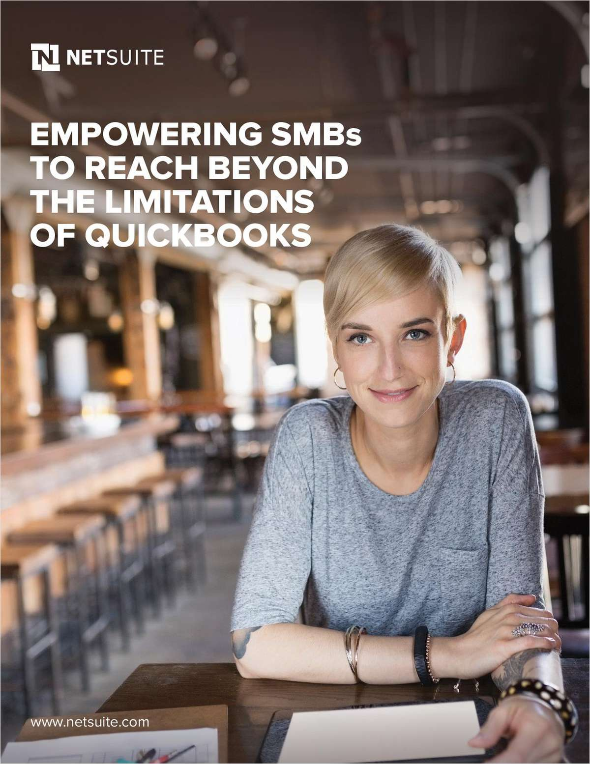 Empowering SMBs to Reach Beyond the Limits of QuickBooks