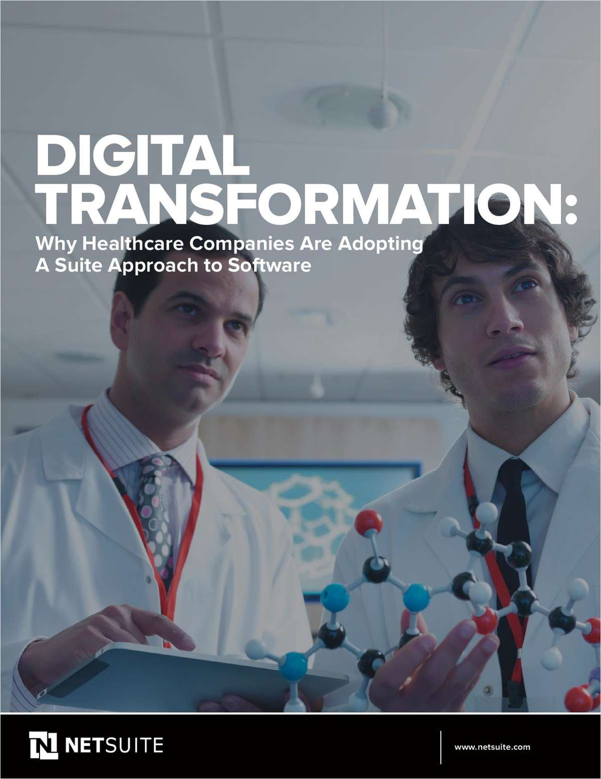 Digital Transformation: Why Health Care Companies Are Adopting a Suite Approach to Software