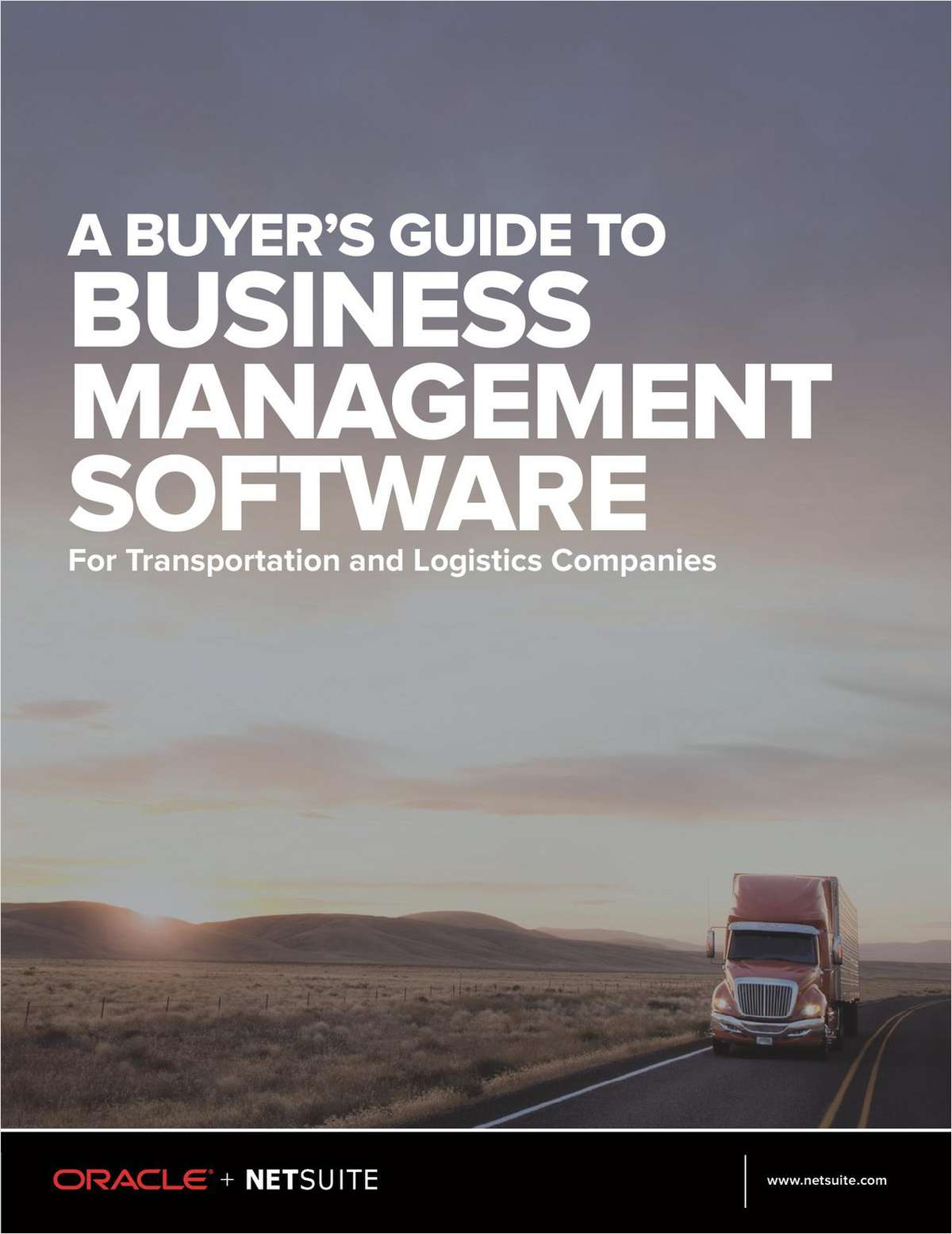 Business Management Software for Transportation and Logistics Companies