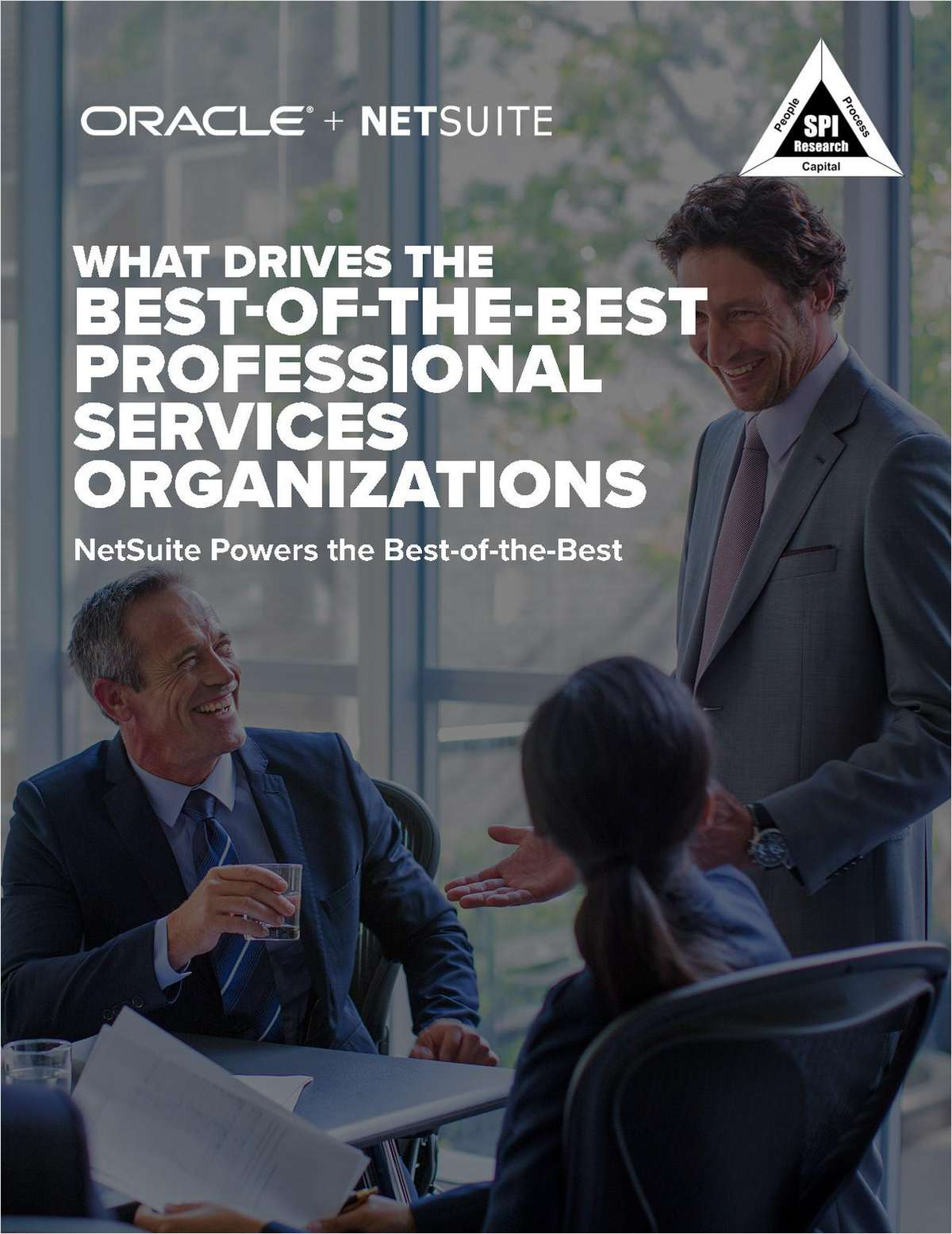 NetSuite Powers the Best-of-the-Best Services Organizations