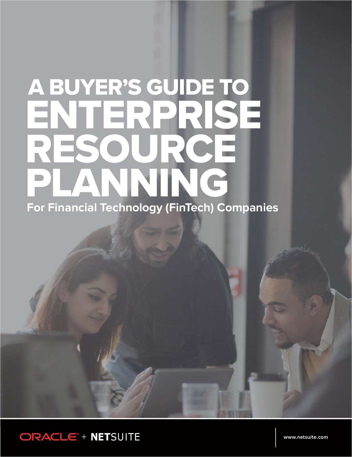 A Buyer's Guide to Enterprise Resource Planning for Fintech Companies