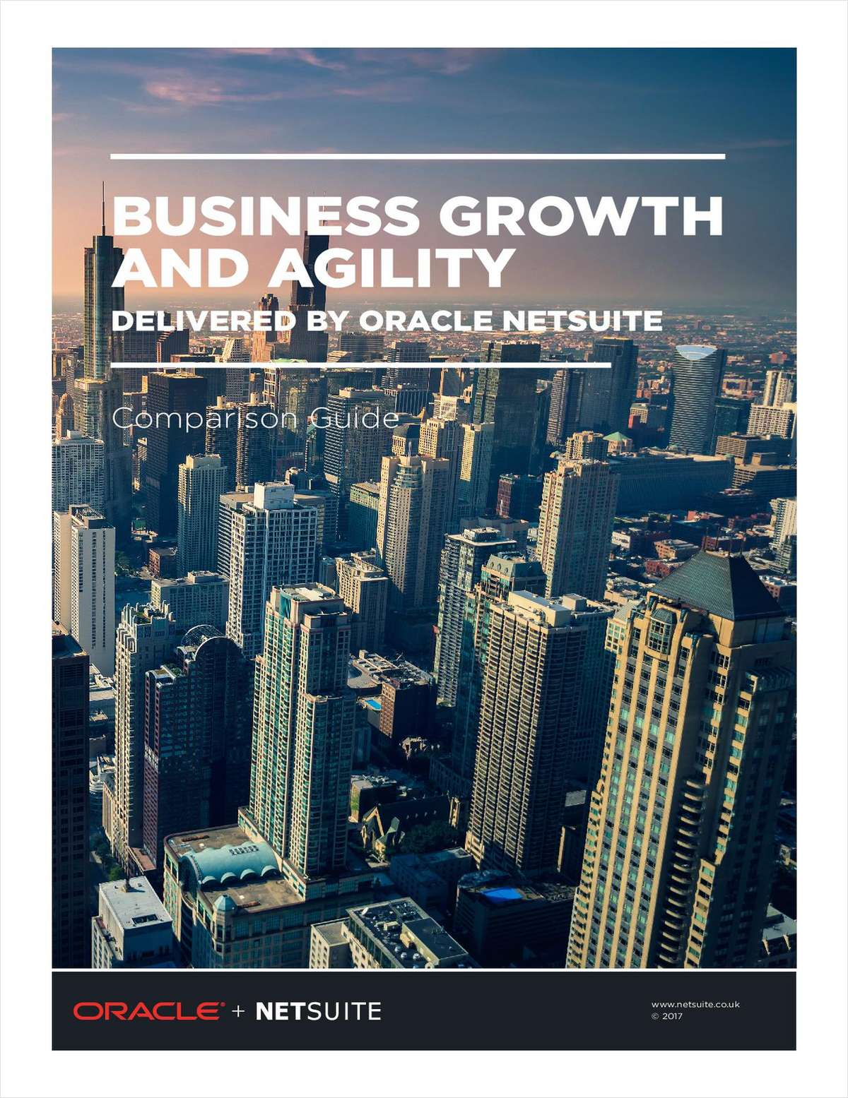 Business Growth and Agility: Comparison