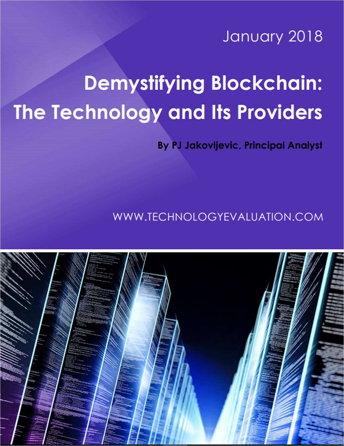 Demystifying Blockchain: The Technology and Its Providers