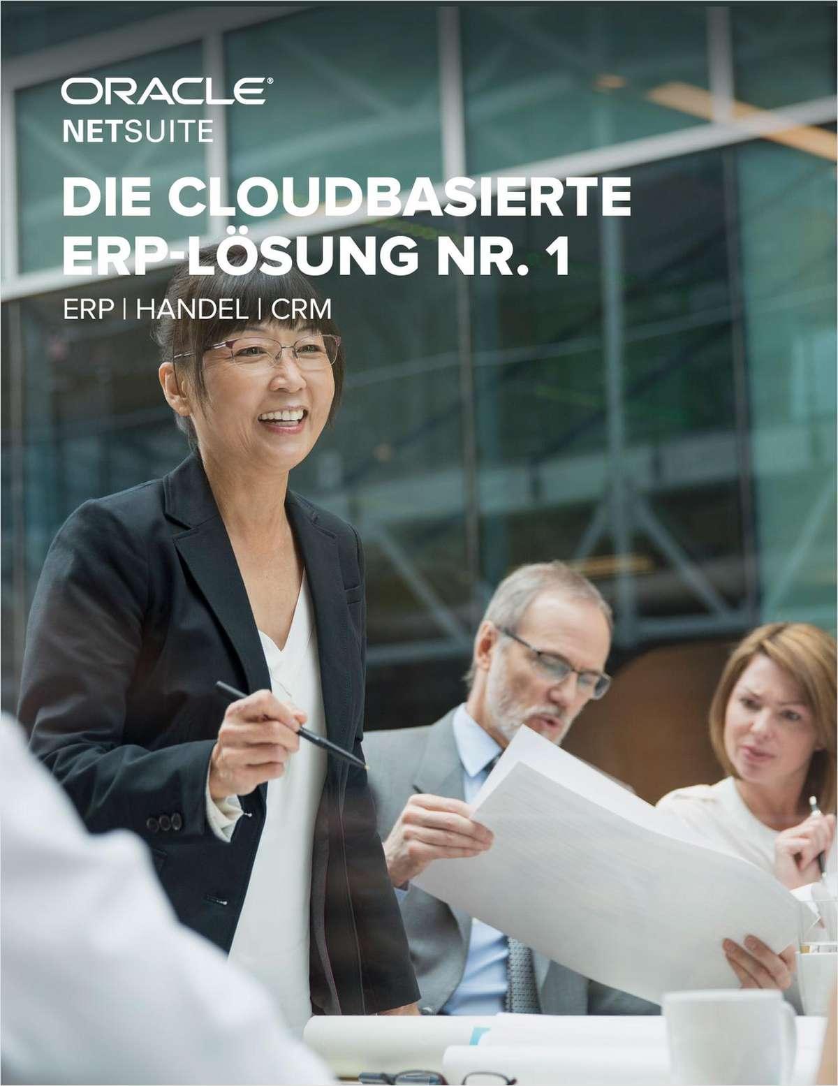 Die Cloudbasierte ERP-Losung Nr. 1