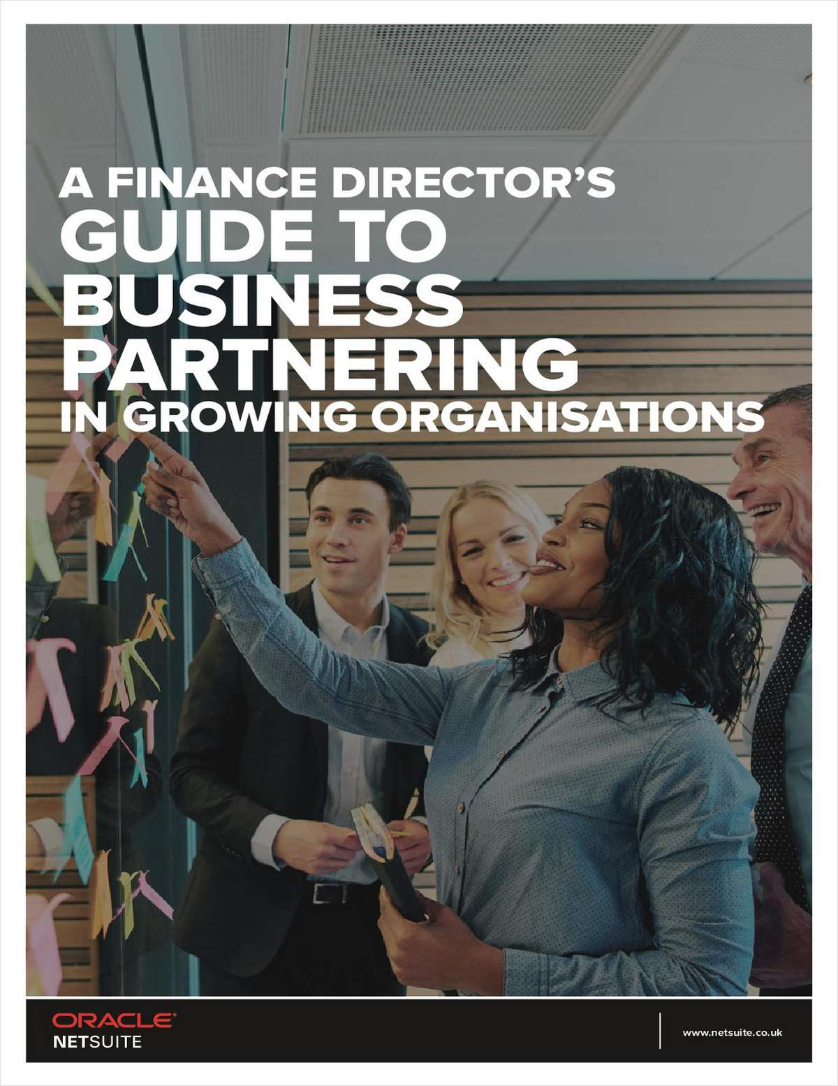 A Finance Director's Guide to Business Partnering in Growing Organisations