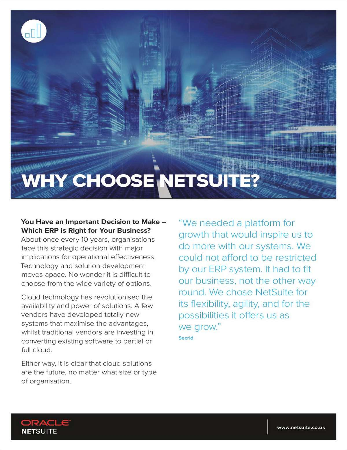 Which ERP is Right for Your Growing Business?