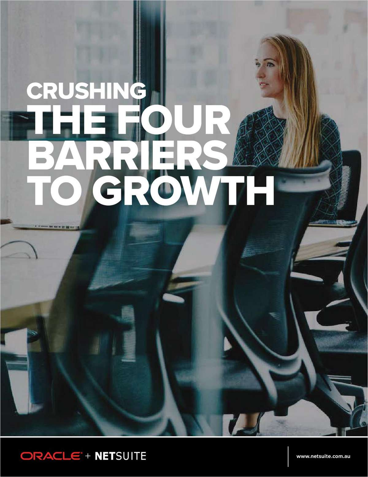 Crushing the Four Barriers to Growth