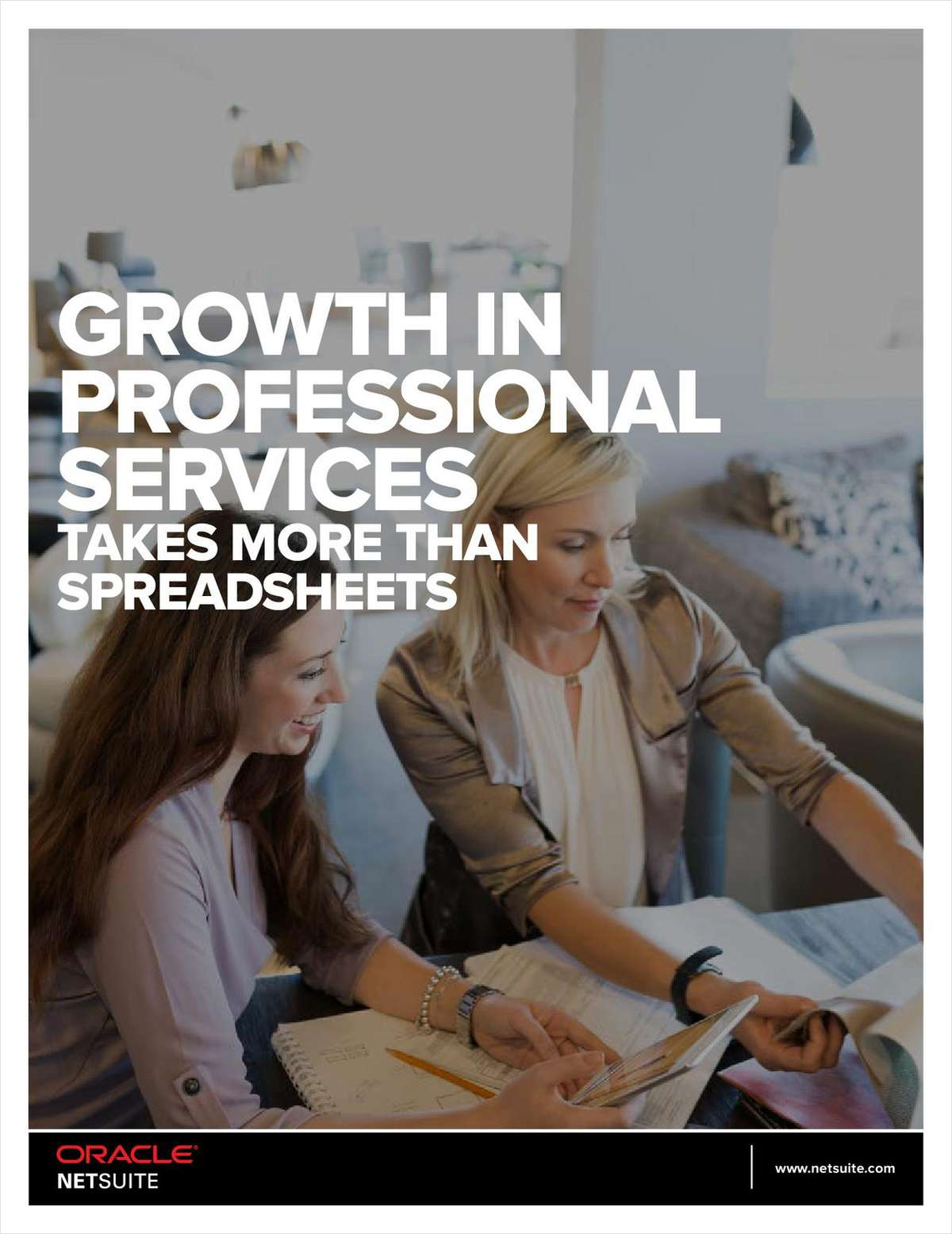 Growth in Professional Services Takes More Than Spreadsheets